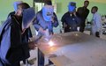UNAMID Supports Skills Training for Prisoners at Shallah Federal Prison, North Darfur